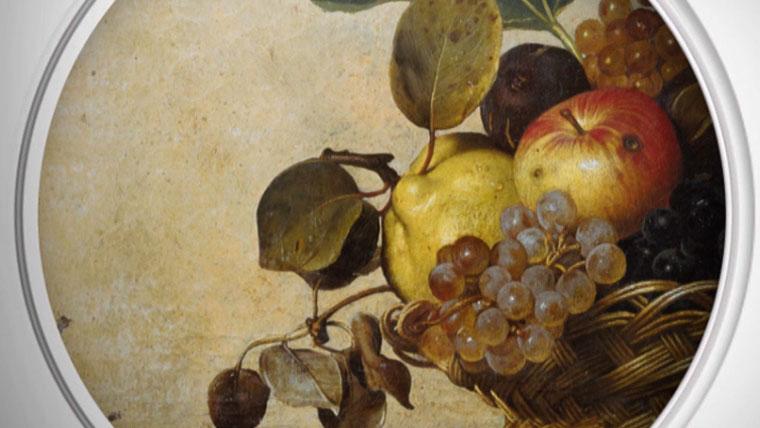 Canestra Di Frutta Ovo