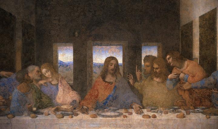 The Last Supper Ovo